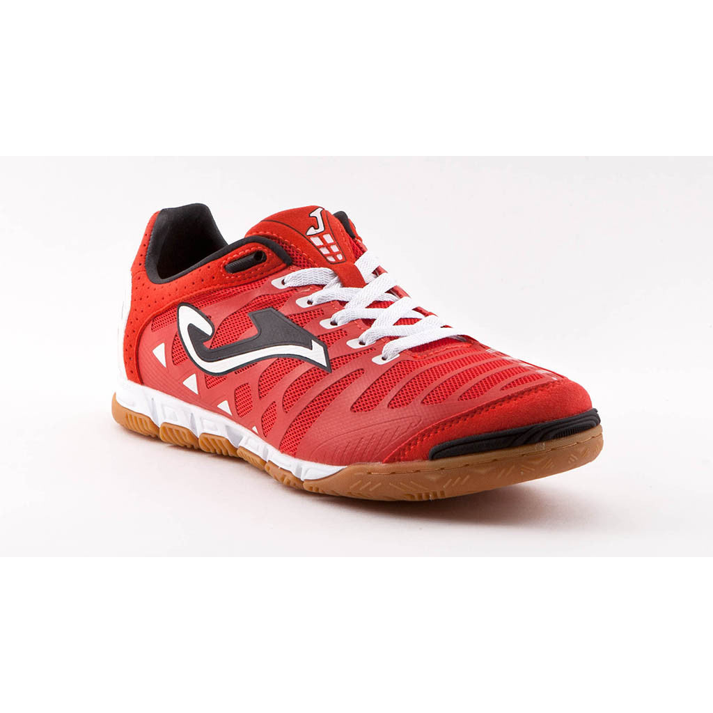 Joma Super Regate Futsal indoor soccer shoes red lv1