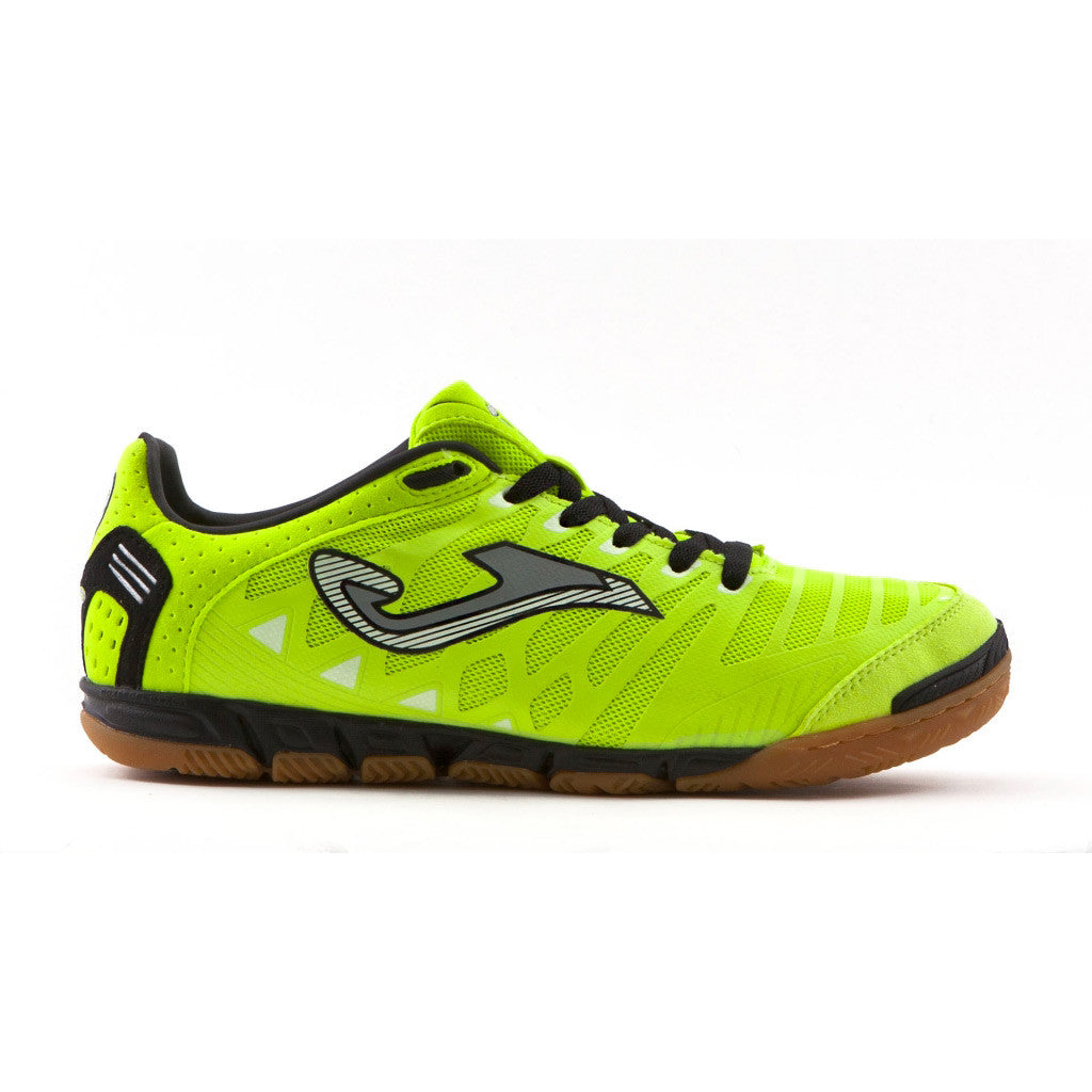 Joma Super Regate Futsal indoor soccer shoes jaune