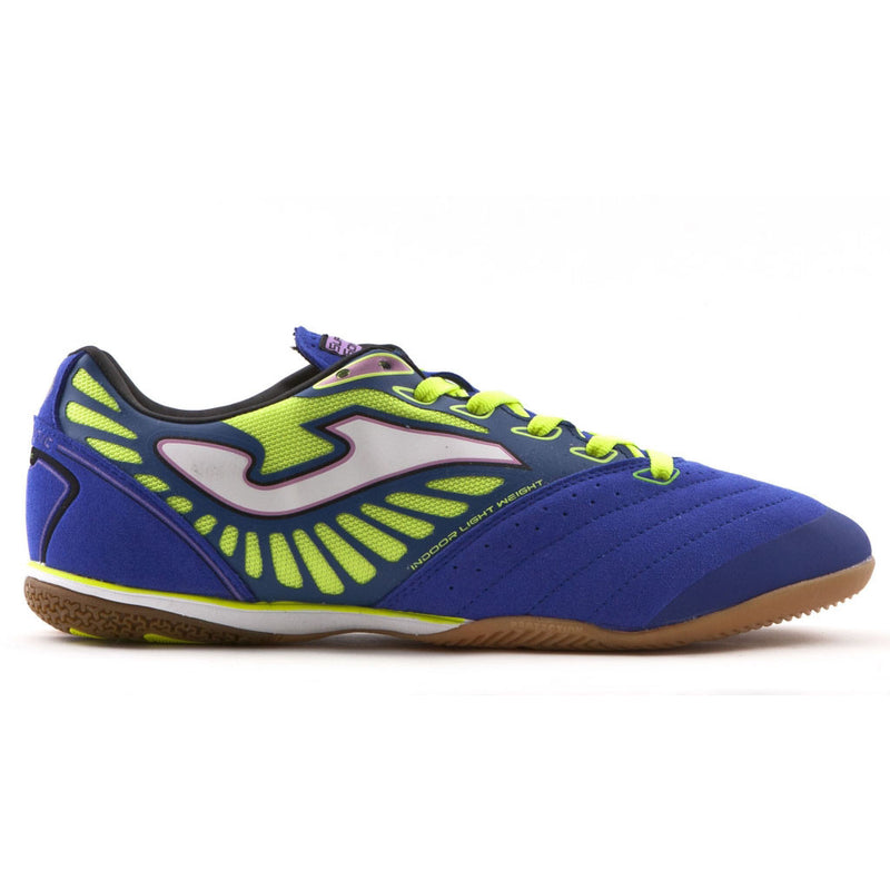 Joma Supersonic Futsal indoor soccer shoes blue