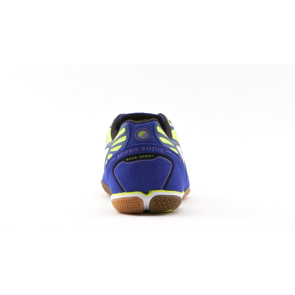 Joma Supersonic Futsal indoor soccer shoes blue rv