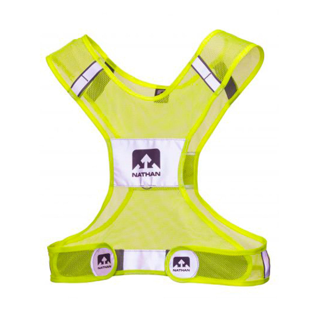 Nathan Streak runners reflective safety vest fv
