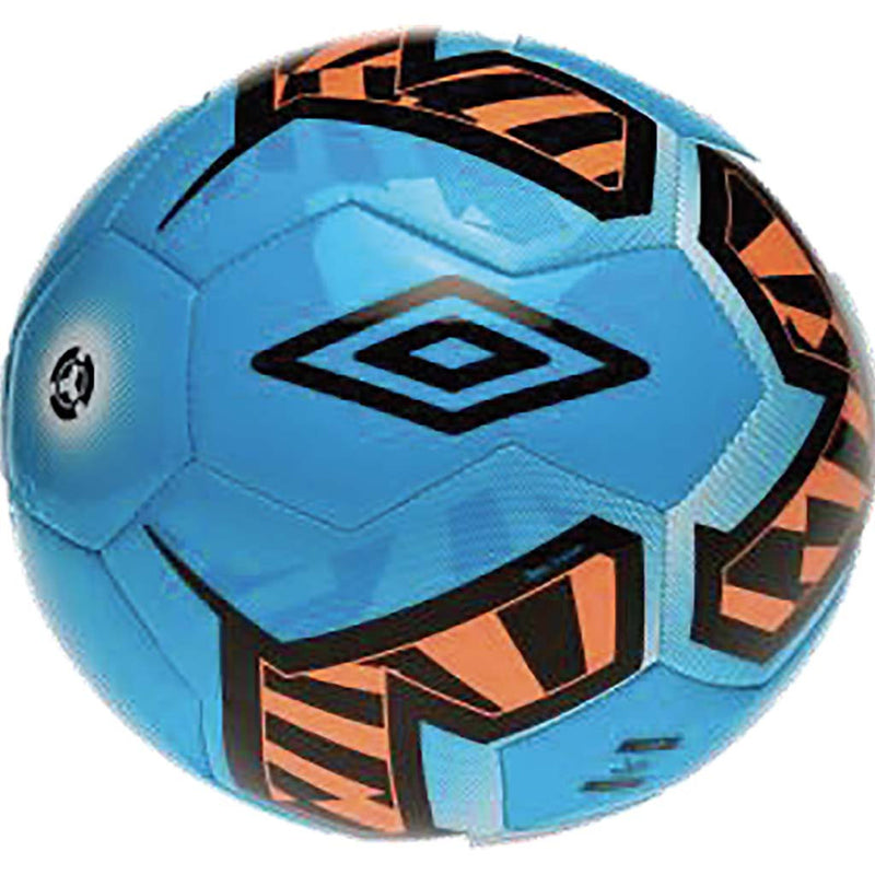 Umbro Neo Trainer soccer ball blue