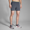 "Brooks Sherpa 5"" short de course a pied homme asphalte nightlife lv1"