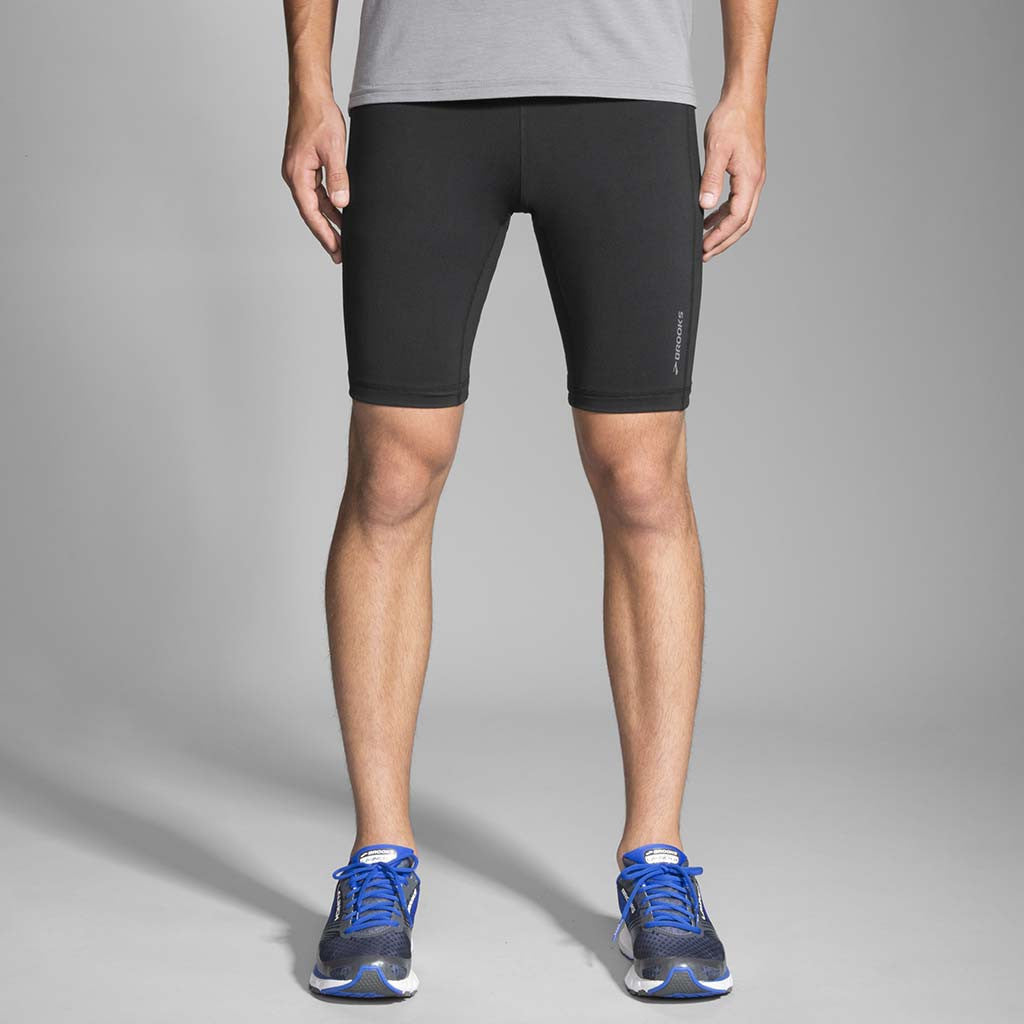Brooks Greenlight 9 short de course à pied homme noir lv1