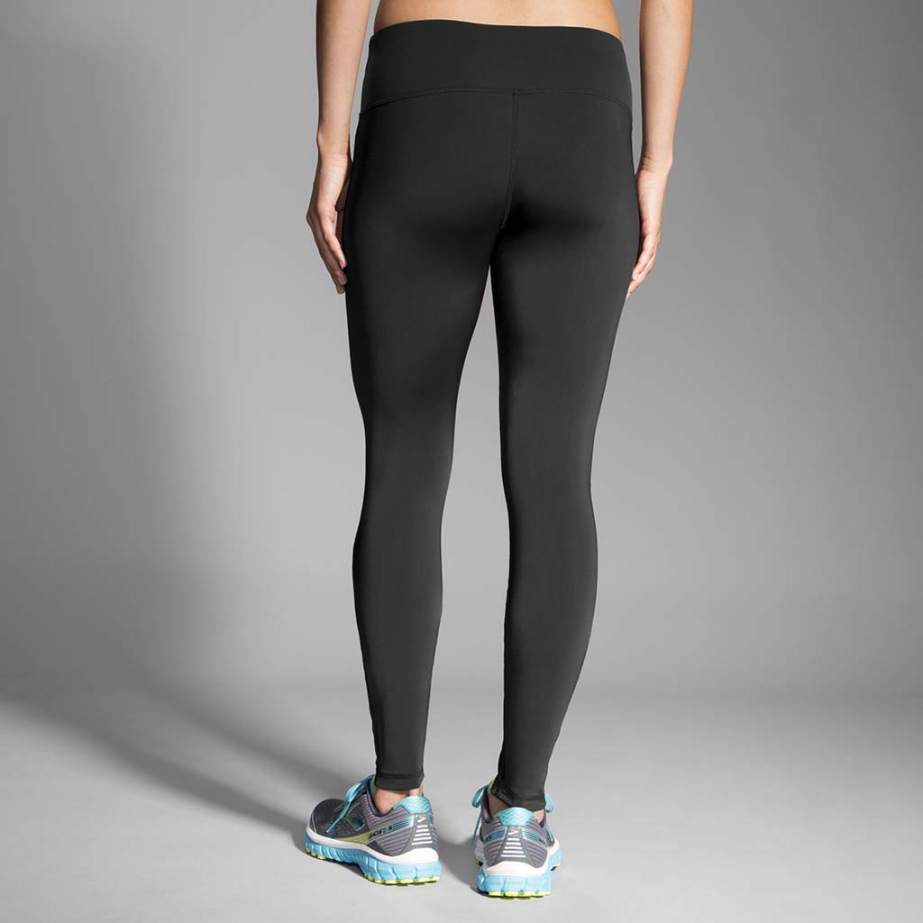 Brooks Go-To Tights leggings de course à pied pour femme rv