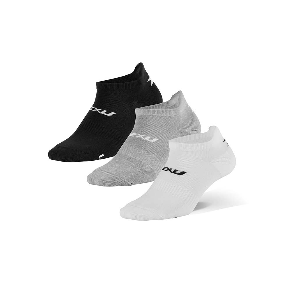 2XU Ankle Socks 3 pack