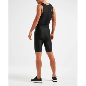 2XU Perform rear zip tri-suit combinaison de triathlon pour homme lv2