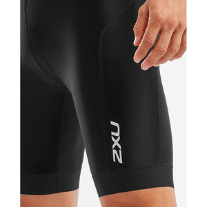 2XU Perform rear zip tri-suit combinaison de triathlon pour homme cu1