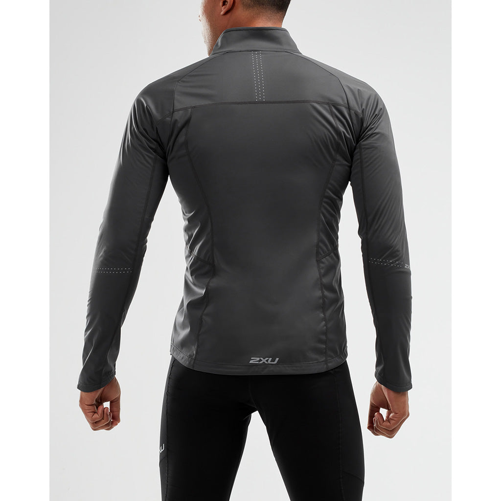 2XU manteau coupe-vent Wind Defence Membrane homme dos