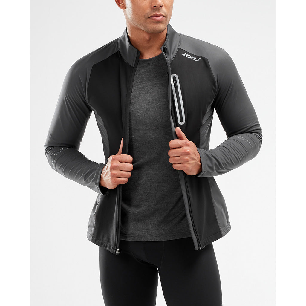 2XU manteau coupe-vent Wind Defence Membrane homme