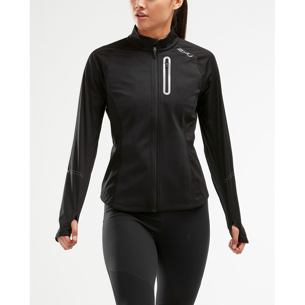 2XU Wind Defence running jacket