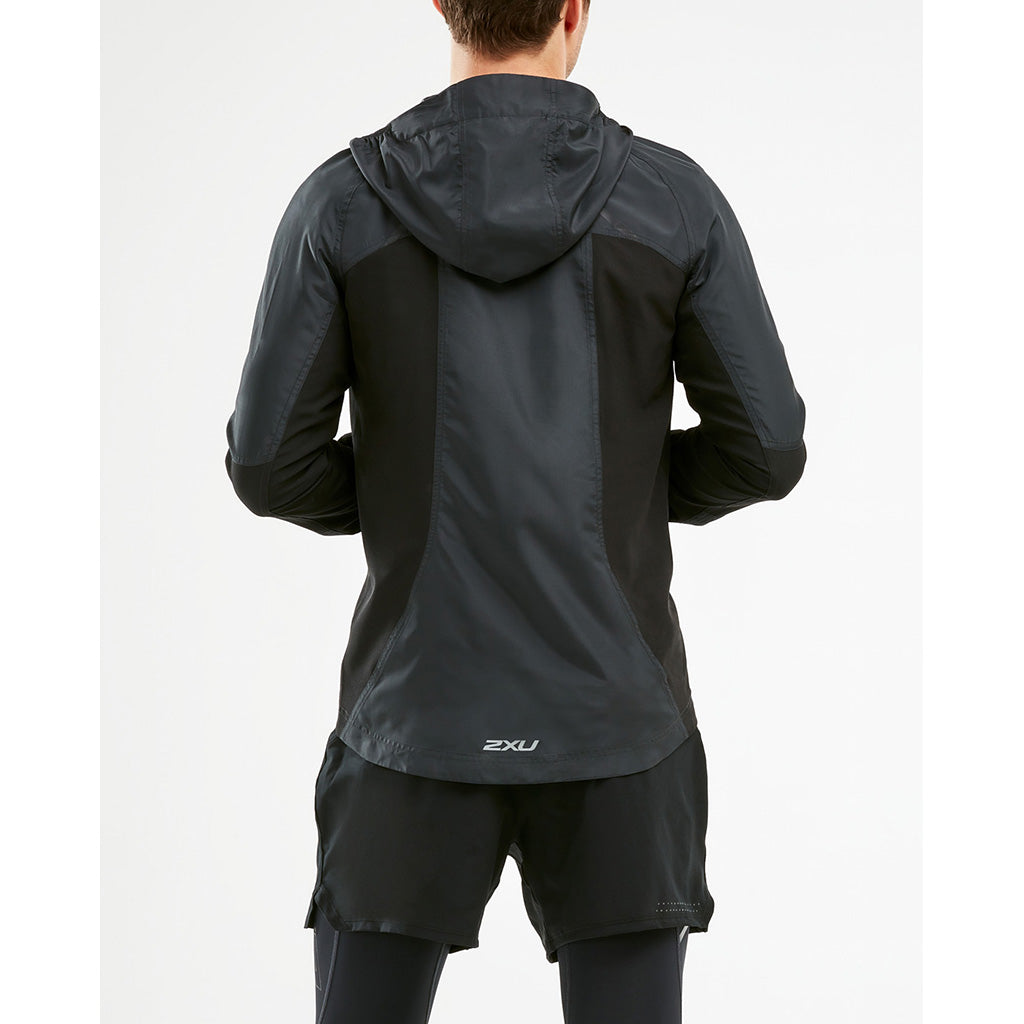 2XU manteau coupe-vent XVent homme dos