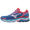 Mizuno Wave Inspire 13 women's running shoes malibu blue / pink Soccer Sport Fitness