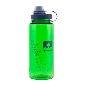 Bouteille d'hydratation sport Nathan Little Shot 750 mL verte
