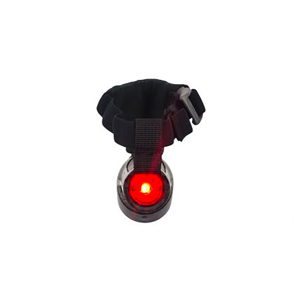 Torche lumineuse de course Nathan Zephyr Fire 300 runner's hand torch LED light Soccer Sport Fitness