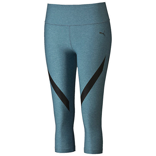 Pantalon Leggings PUMA PWRSHAPE Capri aqua