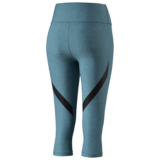 Pantalon Leggings PUMA PWRSHAPE Capri aqua rv