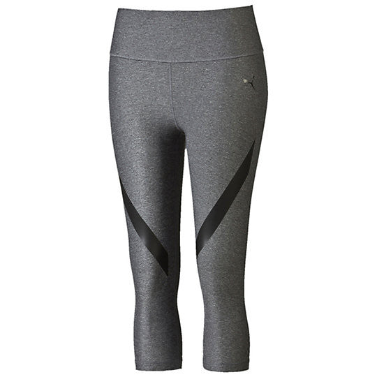 Pantalon Leggings PUMA PWRSHAPE Capri noir