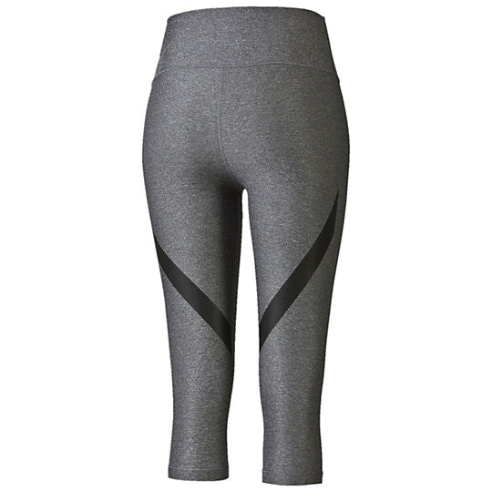Pantalon Leggings PUMA PWRSHAPE Capri noir rv