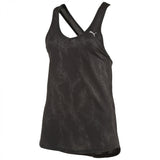 Camisole sport femme PUMA Mesh It Up women's sports tank top noir vue face 2 Soccer Sport Fitness