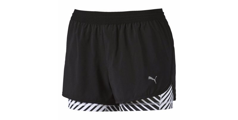 Short PUMA Running Blast 2 in 1 short - femme