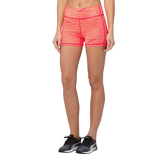 Short PUMA Essential Graphic Short Tight - femme