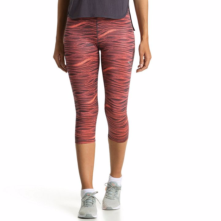 Puma Active Training All Eyes On Me 3/4 legging sport pour femme fluoro peach
