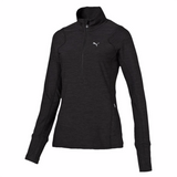 Chandail sport femme PUMA Running women's long sleeve running shirt Soccer Sport Fitness