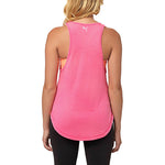 Camisole sport femme PUMA Dancer Burnout women's sports tank top rose vue dos Soccer Sport Fitness