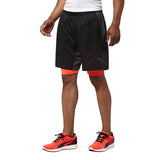 Short de course homme 2 en 1 PUMA Active Training Reps Woven men's sports shorts Soccer Sport Fitness