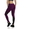 Puma Active Training Clash women's tights purple mode 2 Soccer Sport Fitness