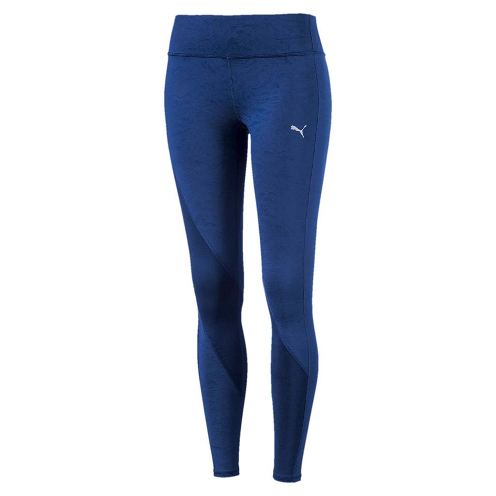 Puma Active Training Clash women's tights blue vue face Soccer Sport Fitness