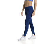 Puma Active Training Clash women's tights blue vue mode 1 Soccer Sport Fitness