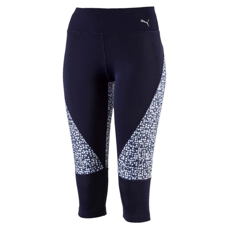 Puma Active Training Culture Surf 3/4 women's tights Soccer Sport Fitness