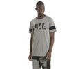 T-shirt homme Puma Active Training Energy à manches raglan gris chiné mode 3 Soccer Sport Fitness