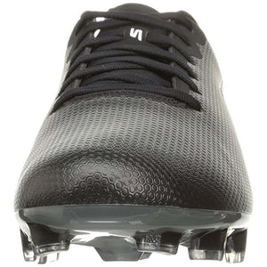 Skechers Galaxy Performance FG soccer shoes black front view