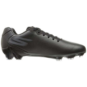 Skechers Galaxy Performance FG soccer shoes black lat view