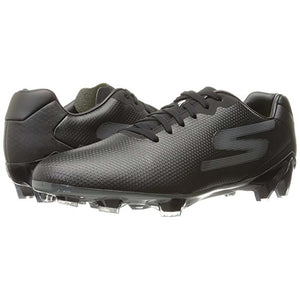 Skechers Galaxy Performance FG soccer shoes black pair