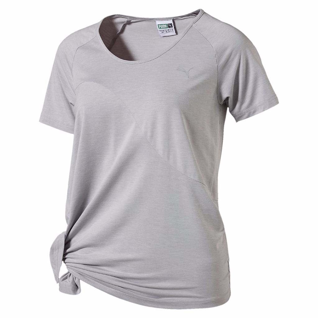 PUMA Evolution Side Knot women's sports top Soccer Sport Fitness