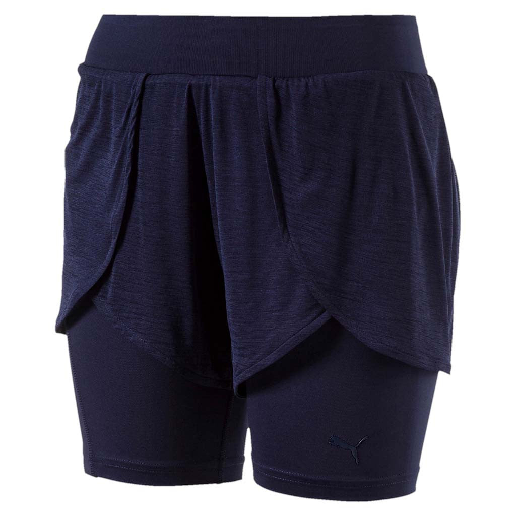 Puma Evolution 2 in 1 women's short Soccer Sport Fitness