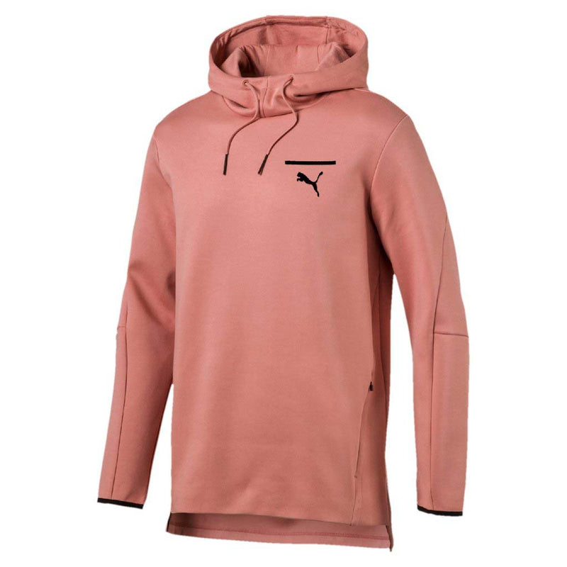 Chandail avec capuchon homme PUMA Evo Core type hoodie cameo brown Soccer Sport Fitness