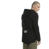 Sweatshirt avec capuchon homme PUMA Evolution Core full zip noir mode 2 Soccer Sport Fitness