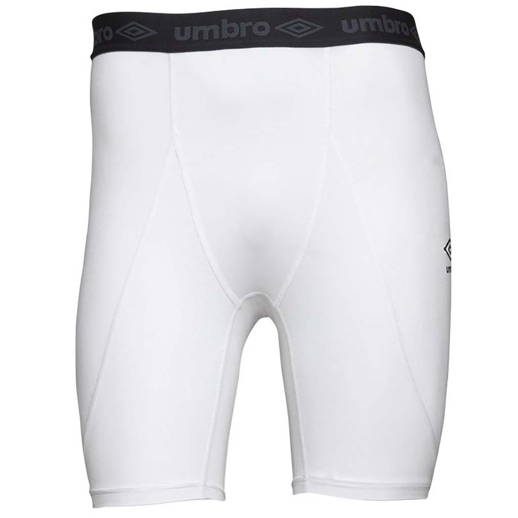 Umbro Power women's baselayer soccer short white Soccer Sport Fitness