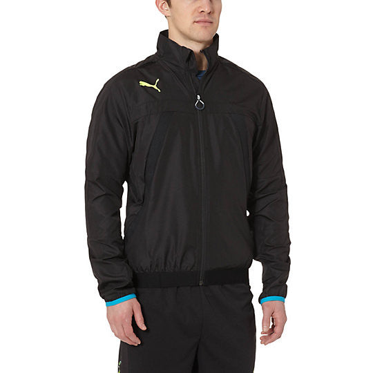 Blouson soccer PUMA evoTRG Thermo-R Vent jacket vue 1
