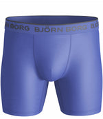 Bjorn Borg Performance men's short shorts blue