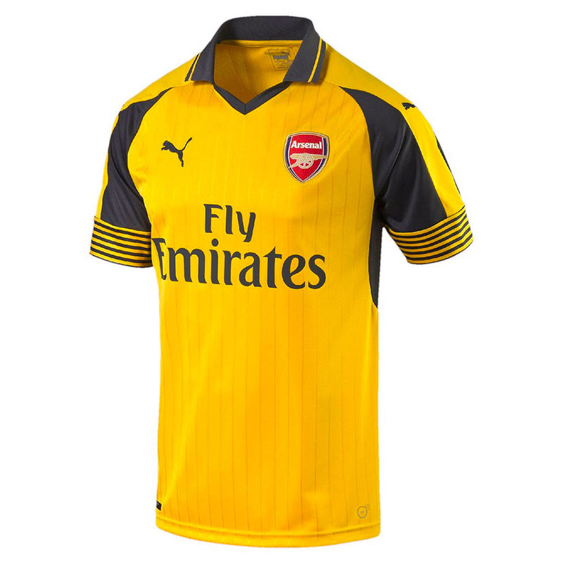 Maillot soccer PUMA Arsenal FC Cup Replica Jersey 2016/17
