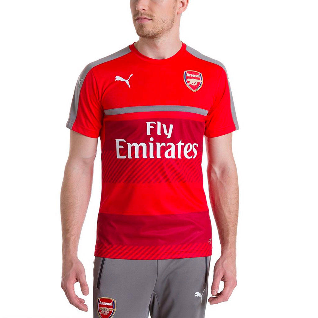 Puma Arsenal FC men's training Jersey 2016/2017 lv