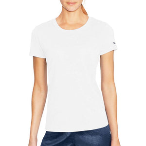 Champion PowerTrain T-Shirt sport pour femme blanc