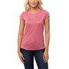 T-shirt femme PUMA Active Essential No.1 rose mode 1 Soccer Sport Fitness