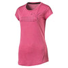 T-shirt femme PUMA Active Essential No.1 rose Soccer Sport Fitness